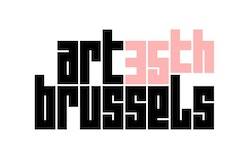 Logotype designed for Art Brussels