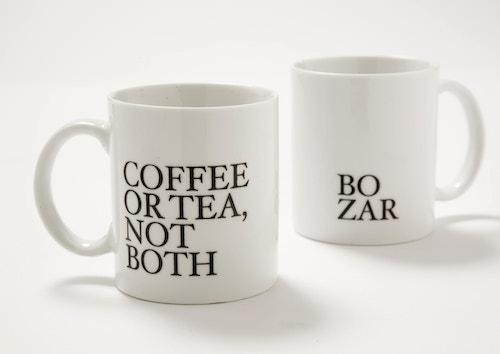Application of Bozar identity on cups