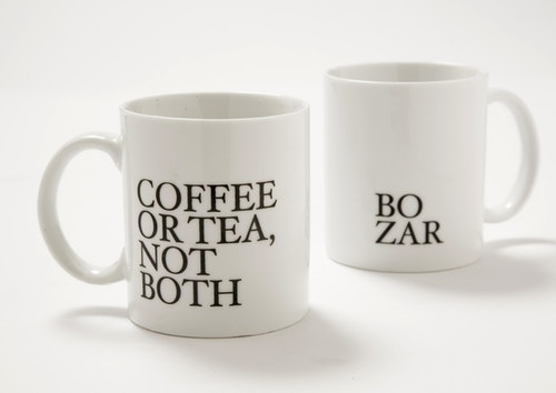 Application of Bozar identity on cups