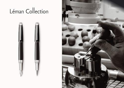 Léman pens from Caran d'Ache