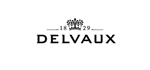 The logo designed for Delvaux new brand identity