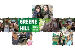 Greene Hill story collage