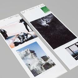 Two leaflets designed for Haus Der Kunst