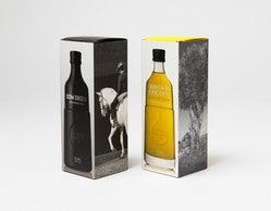 Two cardboard packagings designed for Herdeiros Passanha's products