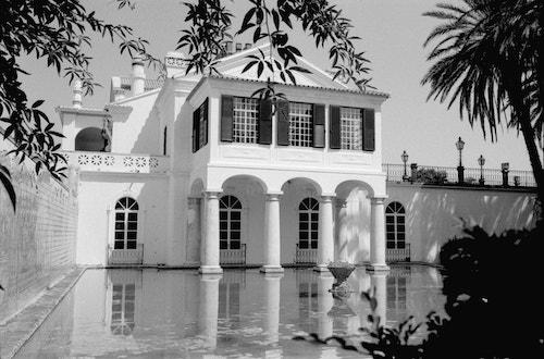 Exterior of the house of Herdeiros Passanha