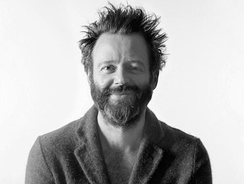 Industrial designer Michael Young