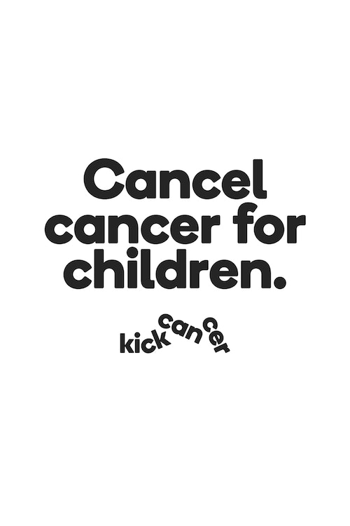 Another copywriting for the Kickcancer campaign