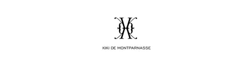 Logotype designed for Kiki De Montparnasse