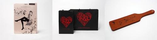 Set of packagings design for Kiki De Montparnasse products