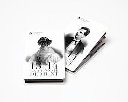 Two booklets designed for La Monnaie De Munt
