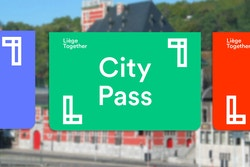 City pass designed for Liege Together