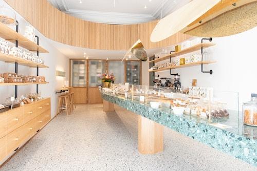 Maison Dandoy store in Antwerp