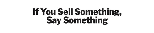 A tagline for the Moma store branding on selling useful products