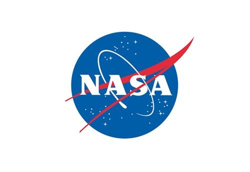 The actual logo of Nasa