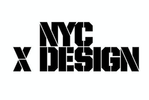 Logotype designed for NYC x Design