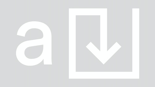 Iconography designed with OMA signage for Parc des Expositions