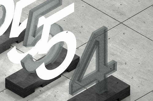 Simulation of the figures signages in the PEX designed with OMA
